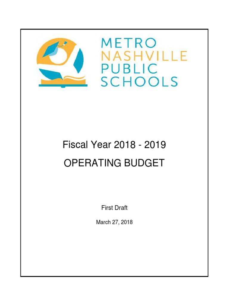 2018-2019 MNPS Budget Proposal | Federal Insurance Contributions Act
