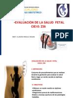 Evaluacion Salud Fetal