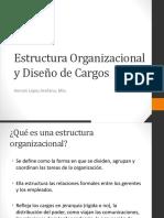 Estructuración Organizacional