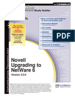 50676 Novell Upgrading to NetWare 6