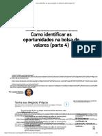 Leandro Martins - Como Identificar as Oportunidades (Parte 4) (Dinheirama)