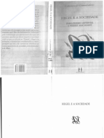 Hegel e a Sociedade - Clássicos e Comentadores