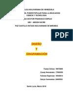 Diseño y Diagramacion