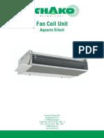 FCU, Aquaris-silent Spec