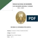 Contaminacion Auditiva - Anders Ricardo Ccamsaya Tarco