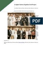 Motivator Indonesia Ippho Santosa Ingatkan Soal Project Akhirat