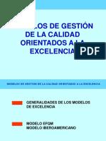 [PD] Presentaciones - Modelos de Gestion Orientados a La Excelencia