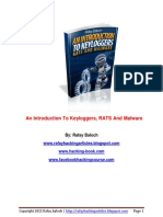 An Introduction To Keylogger, RATS And Malware.pdf
