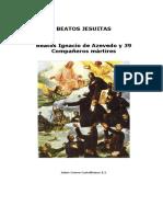 Beatos Ignacio de Azevedo 39 Comp