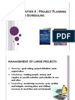 Project Planning Scheduling-done