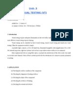 009.VT Notes