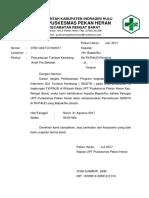Surat Tk Dan Desa