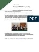 Motivator Indonesia, Motivator Etos Kerja, 7KR