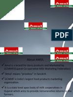 Amul Presentation