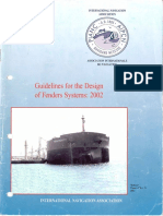 205959838 PIANC Guidelines for the Design of Fenders Systems 2002