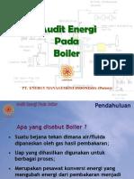 Audit Energi Pada Boiler new