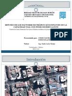 Presentacion_Ing-Civil_27-04-11_ProyectoDeGrado_EstudioDeLosFactoresDeTraficoQueInfluyenEnLaCapac.ppt