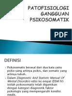 teori psikosomatik -