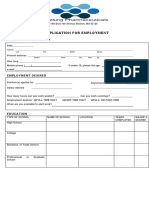 Arzlung Pharmaceuticals Application Form - Online Interview