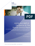 ASON and GMPLS – The battle of optical control plane.pdf