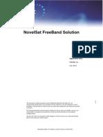 App Note - NovelSat FreeBand - July2014