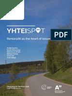 YHTEISPOT - Rantaraitti as the heart of leisure activities