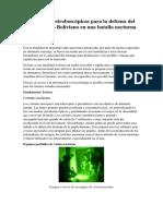 Efectos de La Luz Estroboscópica en La Visión Del Ser Humano