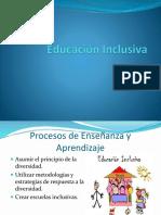 Educación Inclusiva- kjcr