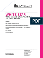 Whitestar Tds