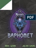 The Book of Baphomet - Nikki Wyrd