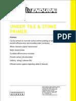 Under Tile & Stone Primer
