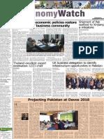 Pakistan Observer- 13 Feb 2018 (Projecting Pakistan)