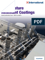 Temperature Resistant Coatings Brochure