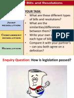 7. Legislative Process