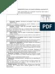 Evaluare Depresie Psihiatrica Pichot
