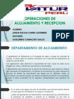 Operaciones de Alojamiento y Recepcion 1