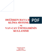 VAV Sistemleri