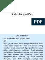 Status Bangsal Paru.pptx