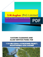 S.M.ASGHAR (PVT) LIMITED