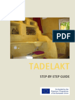 Tadelakt English