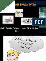 Data Dan Variabel