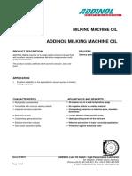 Ft-milking Machine Oil