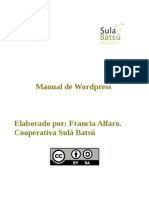 Manual de wordpress en español