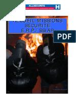 Recueil Missions Securite