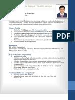 Jabir Resume2k18(1)
