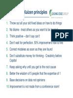 The Ten Basic Kaizen Principles 2