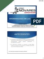 .C3 Epidemiología de Las IAAS, Generalidades