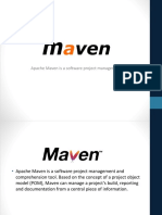 Maven for Project Object Model