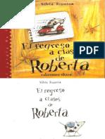 El Regreso a Clases de Roberta