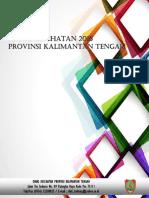 Profil Kesehatan Provinsi Kalteng 2016